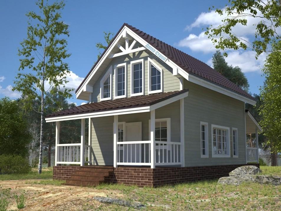 Загородный дом 34