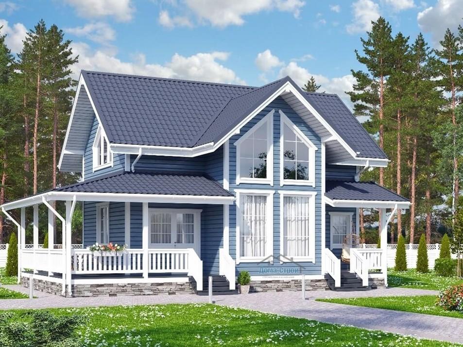 Загородный дом 47