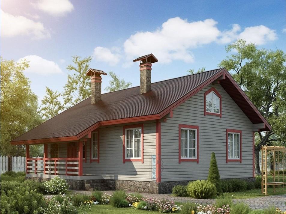Загородный дом 48