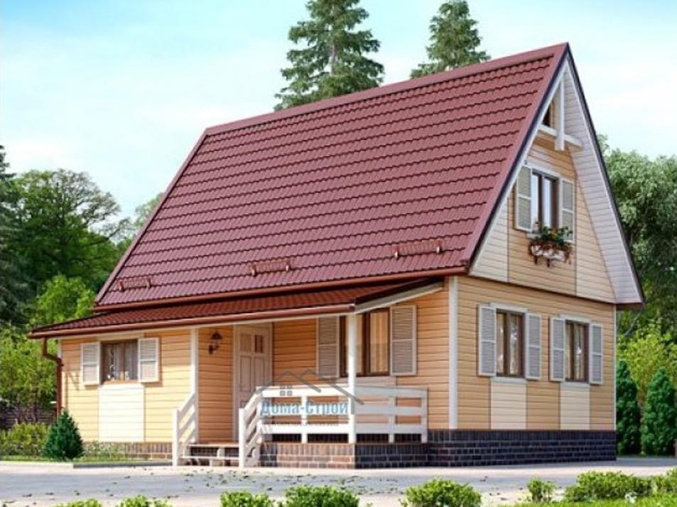 Загородный дом 49