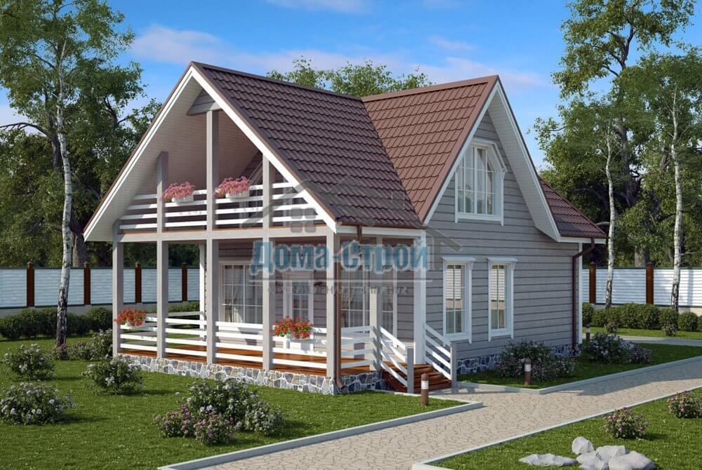 Загородный дом 22